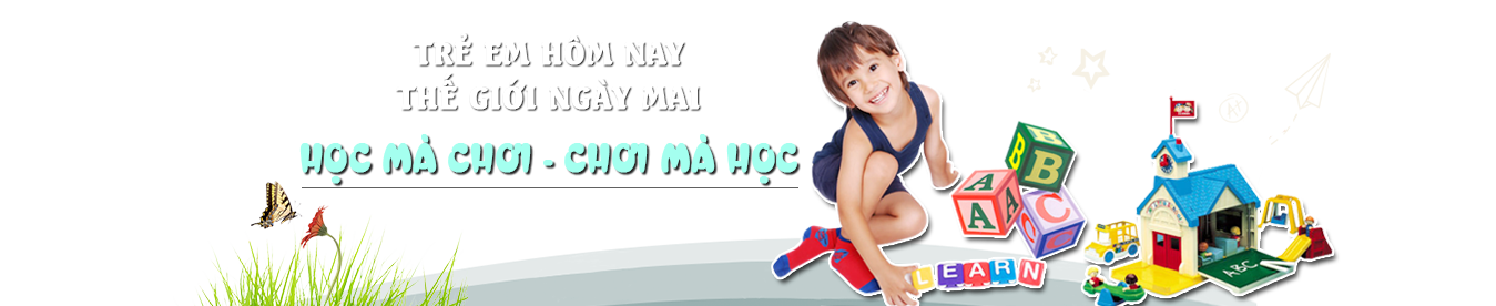 Giới thiệu về nhà trường - Website Trường Mầm Non Đại Quang - Đại Lộc - Quảng Nam